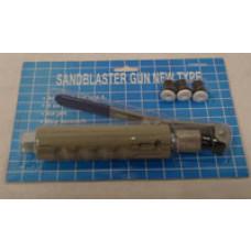 Sandblæsehåndtag til SB10-SB20-RA20 med dyser