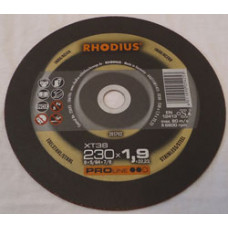 Skæreskive Ø150x1,5 XT38 Rhodius