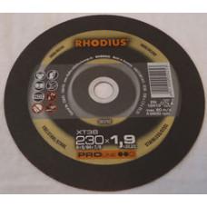 Skæreskive Ø180x1,5 XT38 Rhodius