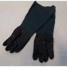 Handske til sandblæsekabine SBC90
