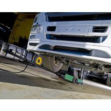 Lufthydraulisk Compac donkraft med ekstra høj løfte kapacitet