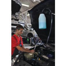 Oliesuger til mindre motorer med 2L beholder JWL