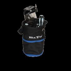 """Værktøjstaske """"Extra small"""" rund. med værktøj BATO"""