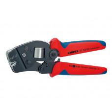 Knipex, Beskyttelsesrør Hånd Crimptang 0,08-10mm