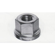 Højemøtrikker m/flance 1,5xdiameter A2 DIN6331 TILBUD