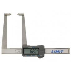 Skydelære til måling af bremseskive digital 0-75mm Limit