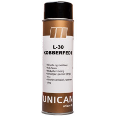 Spray Kobberfedt 500ml Unican