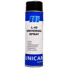 Universalspray L-40 500ml Unican