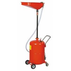 Spildolietønde 65 liter med hjul