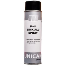 Zink/Alu spray P-44 500ml UNICAN