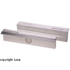 Blødebakker 120mm med magnet Magnefix