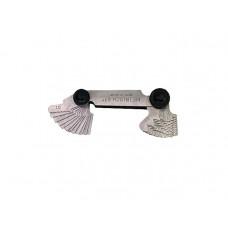 Gevindtæller mm/UNC 60* 55blade