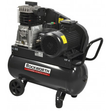 Kompressor 4,0HK 50 liter ROCKWORTH