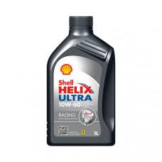 Motorolie 10W-60 SHELL HELIX ULTRA RACING 1liter