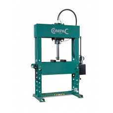 Elektro-hydraulisk presse, 100 tons