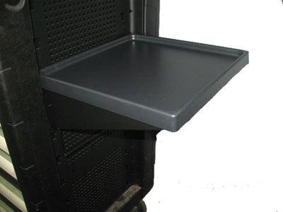 BATO Hylde m/papirholder for værktøjsvogn